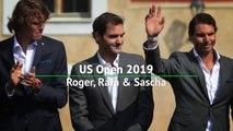 Roger, Rafa and Sascha talk form, favourites and fixtures