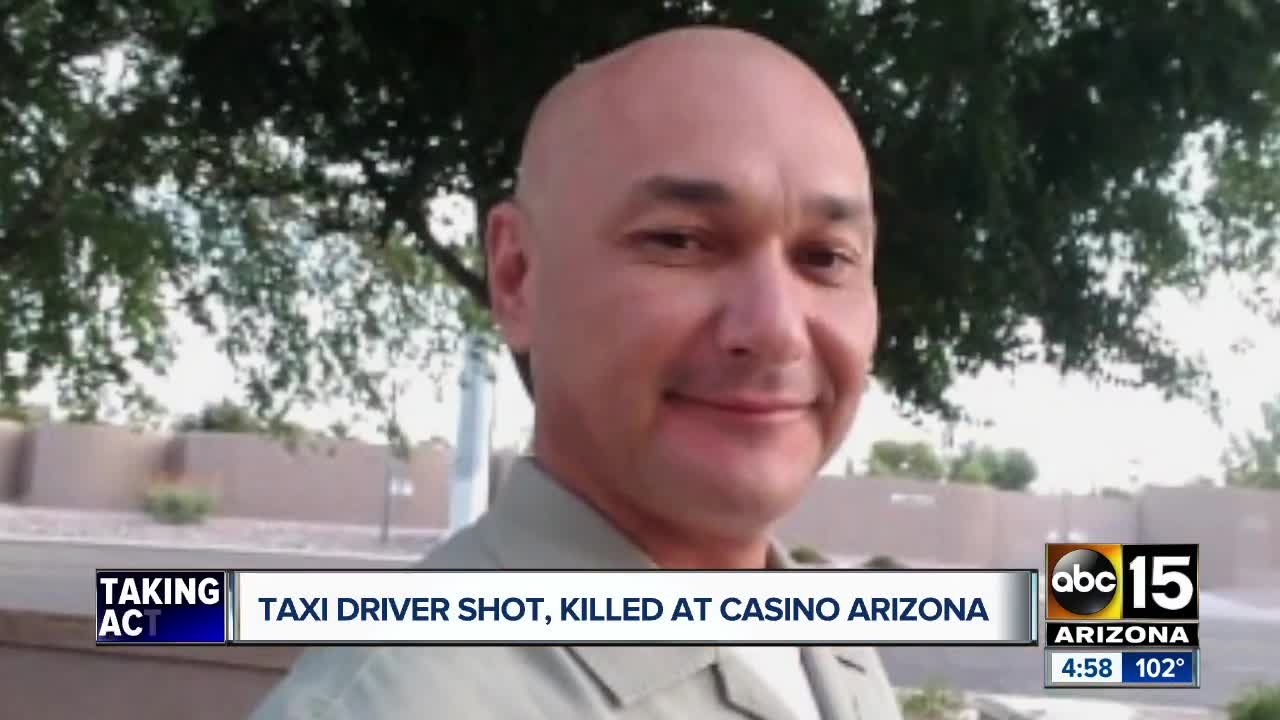 Family remembers Arizona cab driver shot, killed outside Casino Arizona