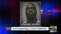 Youth basketball coach arrested for 28 child sex crimes