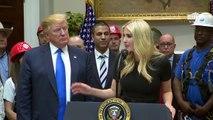 Ivanka's Tweet About Women 'Crushing It' In Trump Economy Backfires