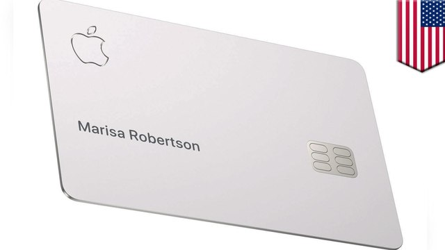 Apple advises you not to put your Apple Card in leather