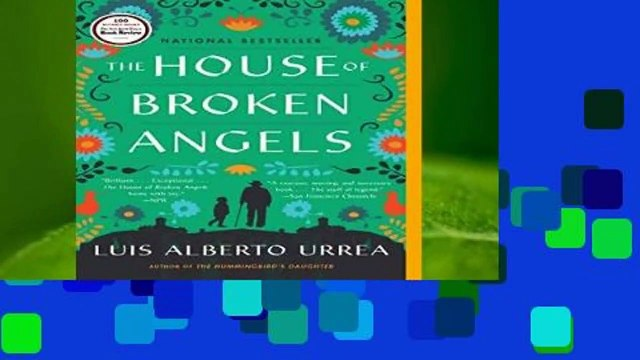 The House of Broken Angels  Review