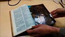 Daughter reunited with father's Bible after appeal