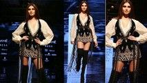 Lakme Fashion Week 2019: Tara Sutaria shines in slip dress on ramp ; Watch video | Boldsky