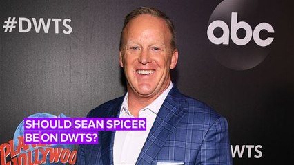 Dancing with the Stars gets major heat for Sean Spicer