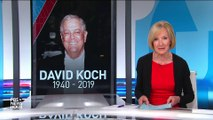 Billionaire industrialist David Koch has died at 79
