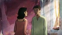 LES HIRONDELLES DE KABOUL : Bande annonce du film d'animation de Zabou Breitman et Eléa Gobbé-Mévelle - Bulles de Culture