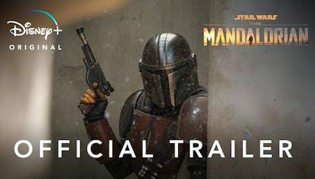 The Mandalorian _ Official Trailer _ Star Wars Disney+