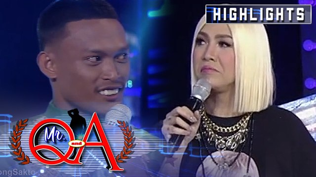 Vice is speechless at Mzhone's lookalike | It's Showtime Mr Q and A