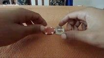 Magie : un glaçon et jeton de poker se transforment en un dé !