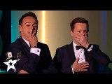 Magician X Reveals His Biggest SECRET on Britain's Got Talent - Magicians Got Talent