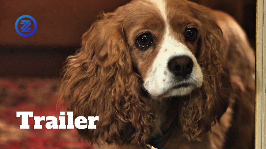 Lady and the Tramp Trailer #1 (2019) Tessa Thompson, Justin Theroux Comedy Movie HD