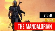 The Mandalorian, la serie de Sar Wars de Disney+