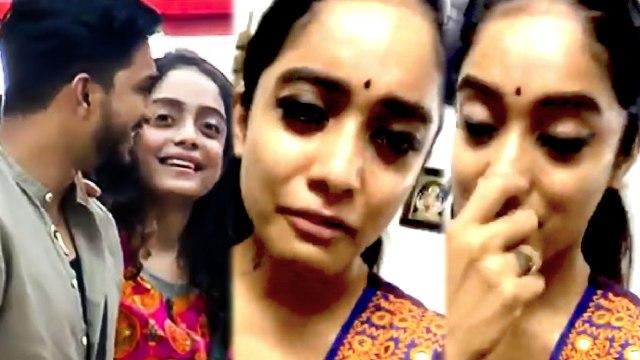 Abhirami Emotional Video : மனமுடைந்த அபிராமியின் வீடியோ