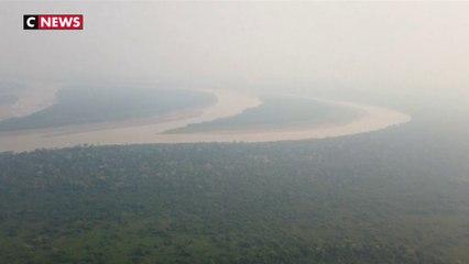 La forêt amazonienne continue de brûler