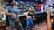 Rajesh Hamal Dance Cover || Rato Tika Nidharma || Nepali Superhit Movie Songs || ft.Rajesh hamal & Babita gurung