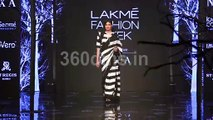 Athiya, Mrunal and Sumeet Vyas Turn As a Showstopper at Lakme Fashion Week 2019