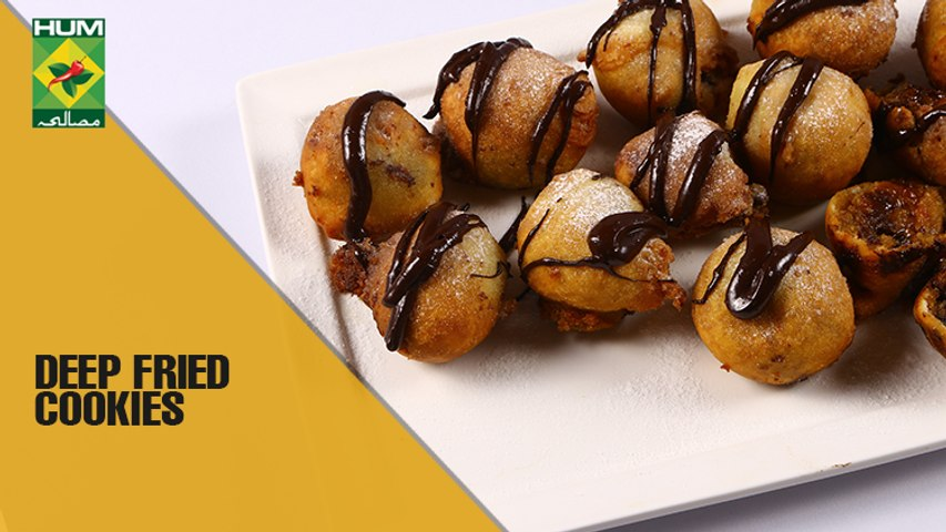 Deep Fried Cookies | Food Diaries | Masala TV Show | Zarnak Sidhwa