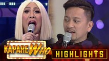 Vice makes a poem about Jhong and Sanrio   It's Showtime KapareWHO