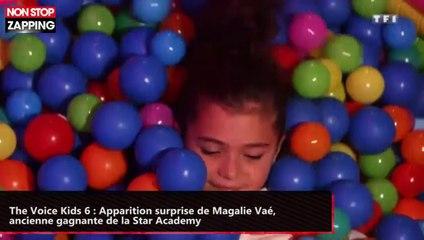 The Voice Kids 6 : Apparition surprise de Magalie Vaé, ancienne gagnante de la Star Academy (vidéo)