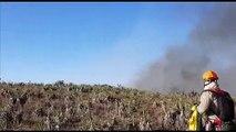 Brasil enviará al Ejército para combatir los incendios en el Amazonas