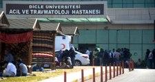 Son dakika! Diyarbakır'da zırhlı polis aracı devrildi: 1 polis şehit oldu, 5 polis yaralı