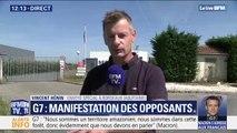 Sommet du G7: Donald Trump est arrivé à Bordeaux