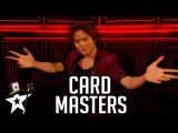 BEST Card Magicians That SHOCKED The Judges Around The World - Top Talent