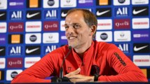 Replay : Conférence de presse de Tuchel et Verratti avant Paris Saint-Germain-Toulouse FC
