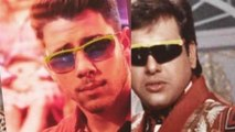 Priyanka Chopra's husband Nick Jonas reacts on his comparison with Govinda! | FilmiBeat
