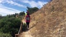 Cinco zona de gran actividad humana en La Peña del Moro