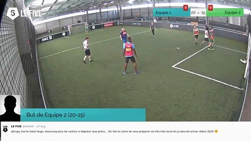 But de Equipe 2 (20-15)