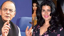 Arun Jaitley: Nimrat Kaur reveals that she has THIS connection with Arun Jaitley | FilmiBeat