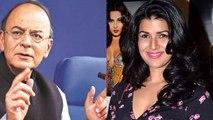Arun Jaitley: Nimrat Kaur reveals that she has THIS connection with Arun Jaitley   FilmiBeat