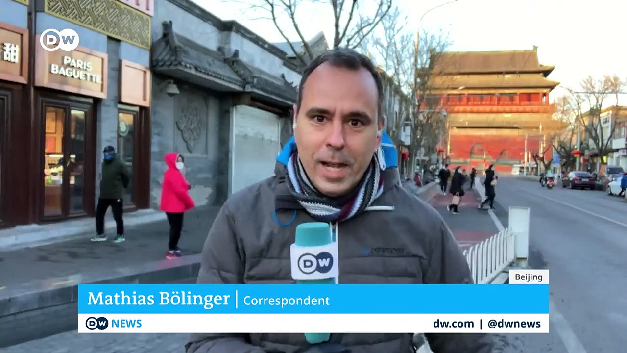 First coronavirus death outside China reported _ DW News