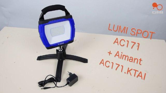Lumi Spot - Spot à LED rechargeable