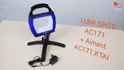 Lumi Spot - Spot à LED rechargeable