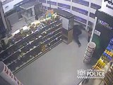 Conman caught faking fall in Leeds pet shop on CCTV