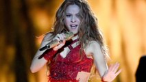 Shakira on top of iTunes chart with 19-year-old hit