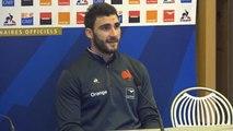 """XV de France - Ollivon : """"L'Angleterre, pas un match particulier"""""""