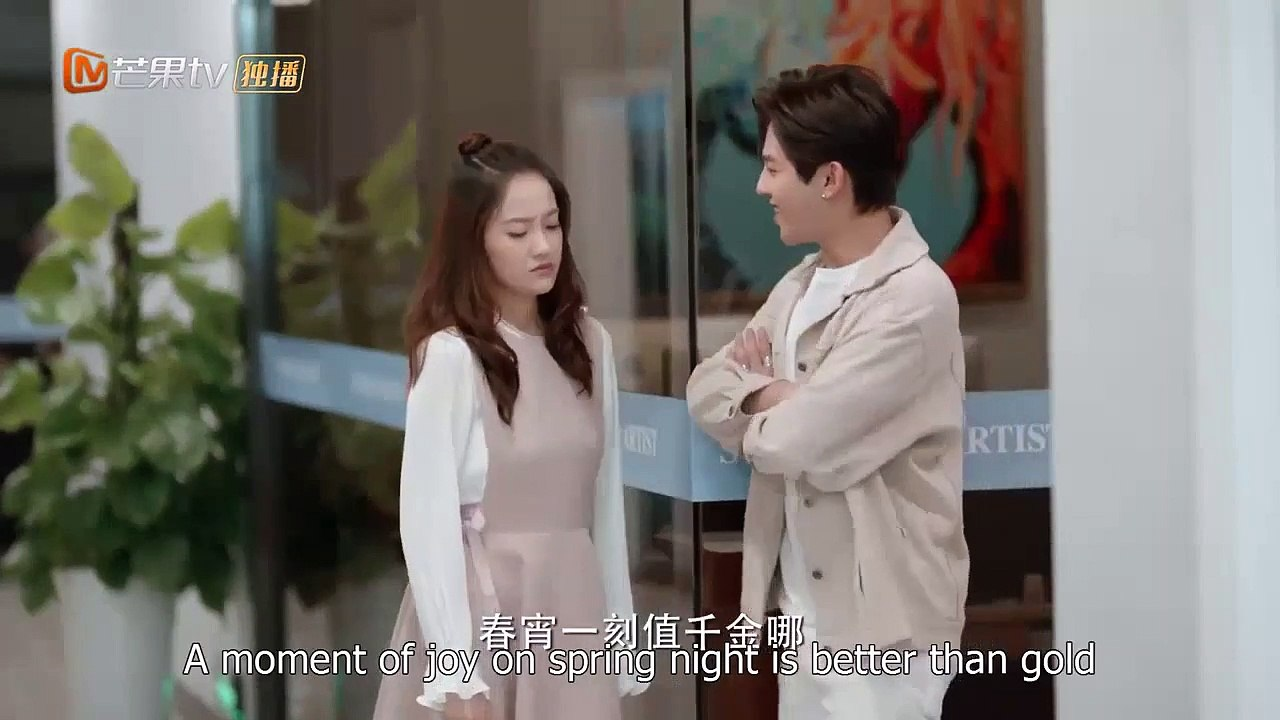 The Night Of The Comet 2019 Chinese Drama Eng Sub Episode 13 Video Dailymotion