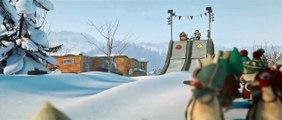La Bataille géante de boules de neige 2, l'incroyable course de luge Bande-annonce VF