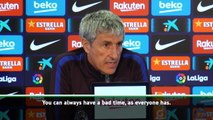 Setien sends out Champions League warning