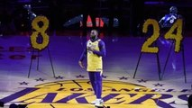Los Angeles Lakers Pay Tribute To Kobe Bryant - Kobe Bryant tribute by Los Angeles Lakers | Milwaukee Bucks And Fans Pay Tribute To Kobe Bryant | Boston Celtics Pay Tribute To Kobe Bryant