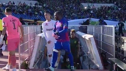 CAF C1 : RÉSUMÉ DU MATCH RAJA VS VITA CLUB 1-0 | SUIVEZ