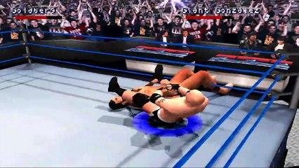 WWE Smackdown 2 - GoldBerg season #4