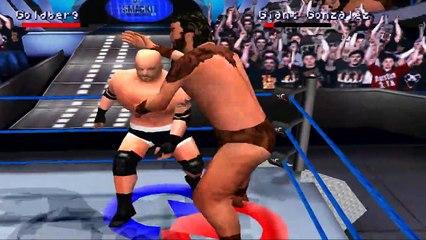 WWE Smackdown 2 - GoldBerg season #5