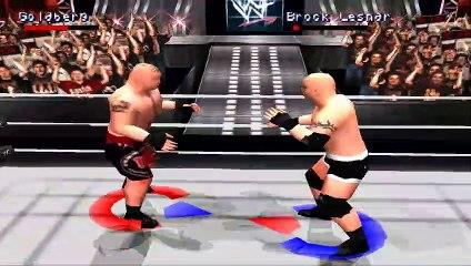 WWE Smackdown 2 - GoldBerg season #8