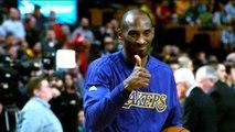 ESPN nba English  Los Angeles Lakers Pay Tribute To Kobe Bryant