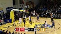 Ahmad Caver (17 points) Highlights vs. Santa Cruz Warriors